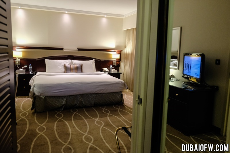 danat resort room