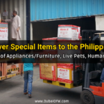 Sending Appliances, Furniture, Pets and Sensitive Shipments to the Philippines via LBC Cares