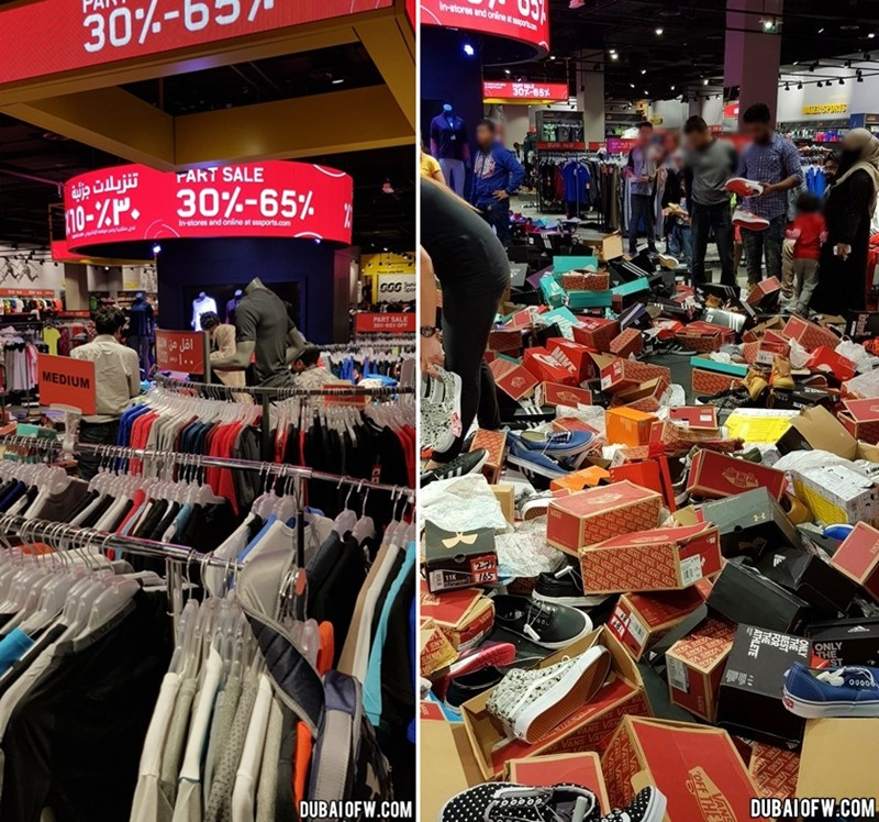 dubai shopping festival 12 hour sale