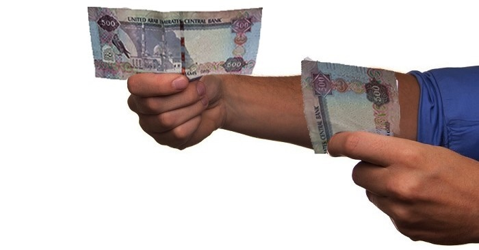 not paying salary on time in uae illegal