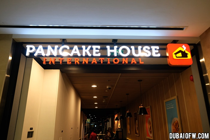 pancake house burjuman centre mall