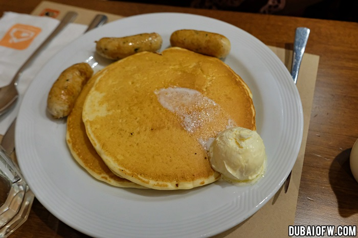 pancake house burjuman mall