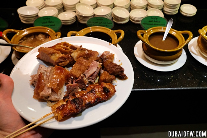 pork fiesta filipino buffet dubai