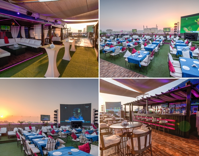 the rooftop lounge dubai photo