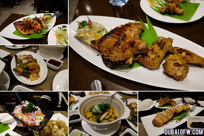 manila grill filipino food
