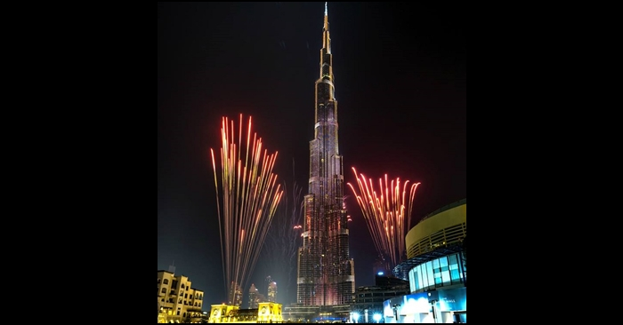 Emmar Annnounces Return of Fireworks Display at Burj Khalifa on New Year's Eve