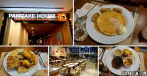 pancake house restaurant burjuman mall