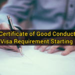 Certificate of Good Conduct: New Work Visa Requirement Starting Feb 4