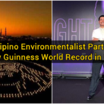 Filipino Environmentalist Part of New Guinness World Record in UAE