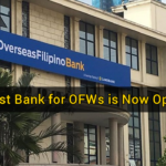 First Bank for OFWs is Now Open
