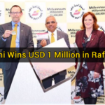 Pakistani Wins USD 1 Million in Raffle Draw