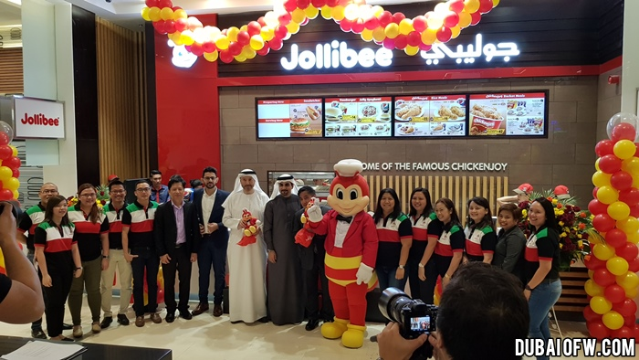 Jollibee management team