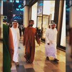 Video: HH Sheikh Mohammed, Dubai Ruler Spotted at Citywalk