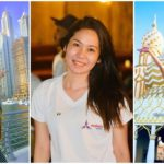 Eve is a 24-year-old Filipina working in Dubai.