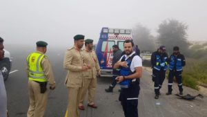 fog accident emirates road (1)