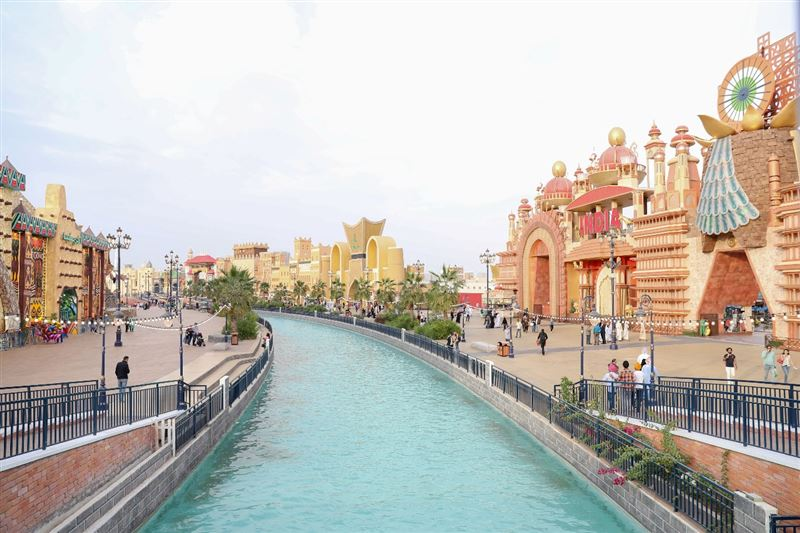 tour global village dubai