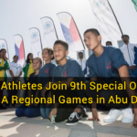 Filipino Athletes Join 9th Special Olympics MENA Regional Games in Abu Dhabi