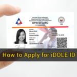 How to Apply for iDOLE ID
