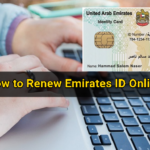 How to Renew Emirates ID Online