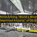 "NAIA Among ""World's Most Improved Airports"" of 2018"