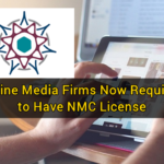 Online Media Firms Now Required to Have NMC License
