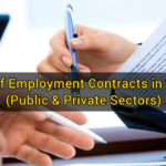 Types of Employment Contracts in the UAE (Public & Private Sectors)