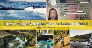 apply for schengen visa for iceland in dubai