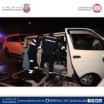 1 Dead, 5 Injured in Car Accident near Abu Dhabi Bridge