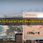 What happens to your visa when you decide to leave UAE for good?