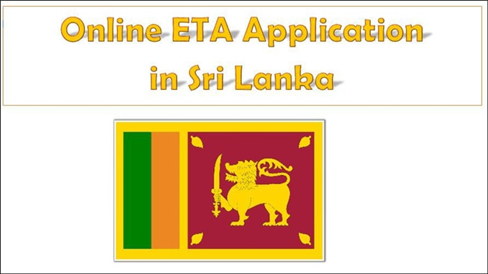 online application evisa sri lanka