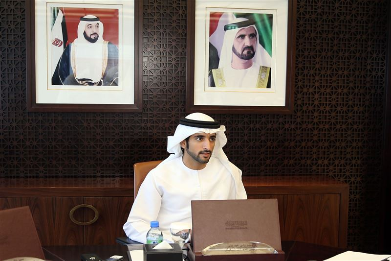 sheikh hamdan freeze government fees