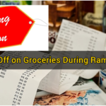 50% Off on Groceries During Ramadan