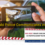 Abu Dhabi Police Communicates in Filipino
