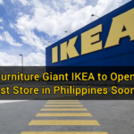 Furniture Giant IKEA to Open 1st Store in Philippines Soon