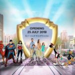 Warner Brothers World Abu Dhabi opens in July! Image Credit: Warner Bros. World Abu Dhabi FB Page