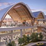 Artistic rendering of Mactan Cebu International Airport Terminal 2 Image Credit: ida-hk.com (Integrated Design Associates Ltd)