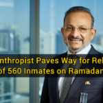 Indian Philanthropist Paves Way for Release of 560 Inmates on Ramadan