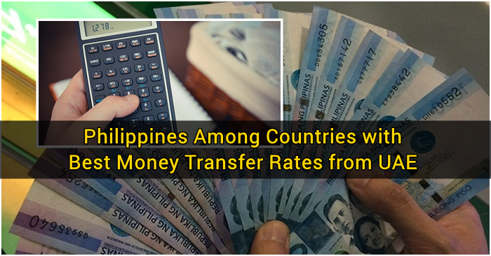 Philippines Among Countries With Best Money Transfer Rates From Uae Dubai Ofw
