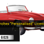 "RTA Launches ""Personalised"" License Plates"