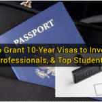 UAE to Grant 10-Year Visas to Investors, Professionals, & Top Students