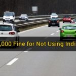 AED 1,000 Fine for Not Using Indicators