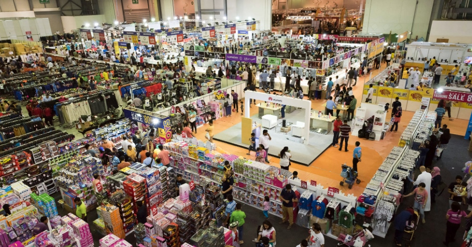 ramadan night sale expo centre sharjah