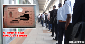 6 months visa for job seekers