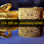 Up to 70% Off on Jewellery Until July 8