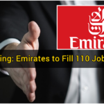Urgent Hiring: Emirates to Fill 110 Job Openings
