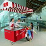 Emirates to Serve FREE Ice Cream at Dubai International Airport!