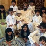 Sheikh Mohammed Celebrates Eid in Dubai with Family