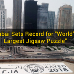 "Dubai Sets Record for ""World's Largest Jigsaw Puzzle"""
