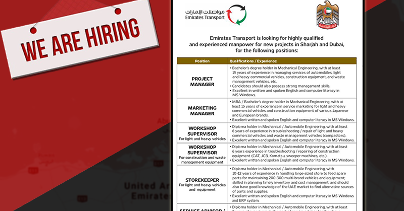 JOB-ALERT-Emirates-Transport-Hiring