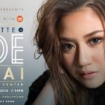 Watch Morissette Amon live in Dubai soon! Image Credit: La Verdad Events Management FB Page